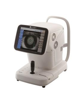 光学的眼軸長測定器械 写真