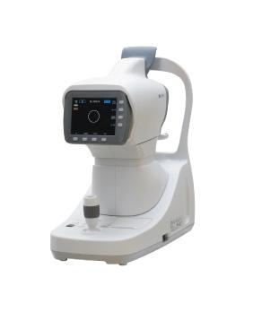 ノンコンタクト眼圧計 写真